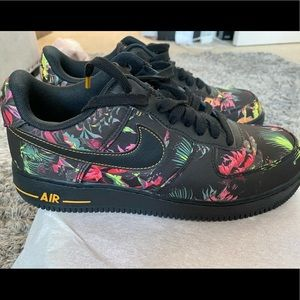Air Force 7 Lv8 Floral Pack | Poshmark